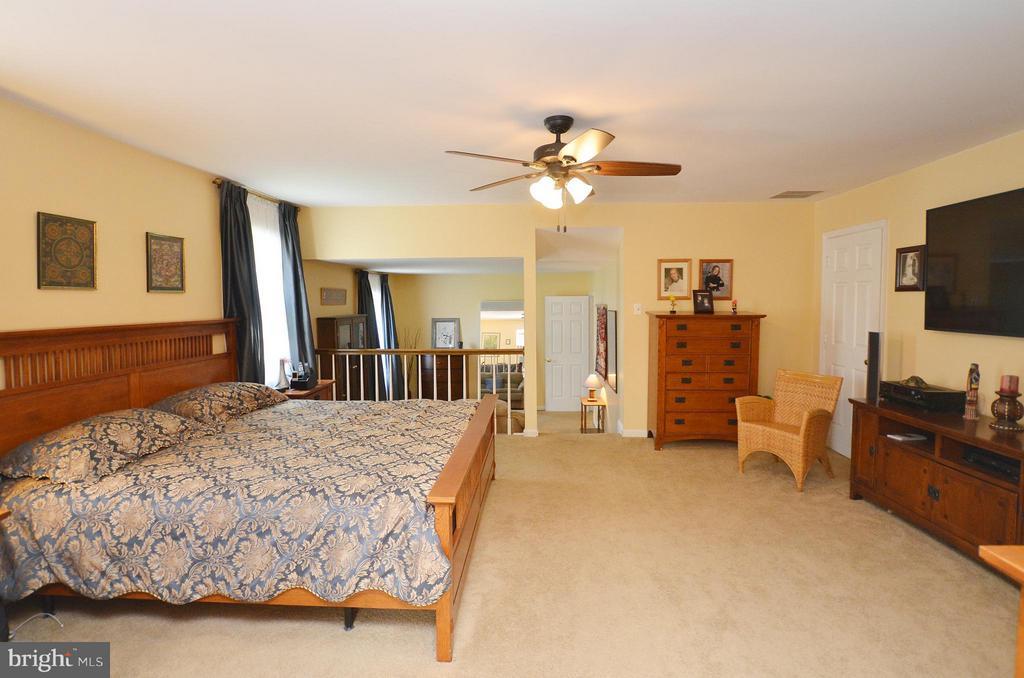 Master Bedroom - 14490 LIGHTNER RD, HAYMARKET