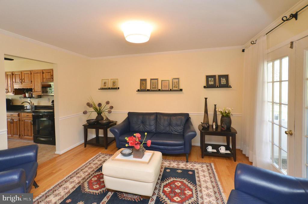 Formal Living Room - 14490 LIGHTNER RD, HAYMARKET