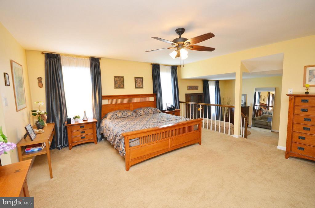 Large Master Bedroom - 14490 LIGHTNER RD, HAYMARKET
