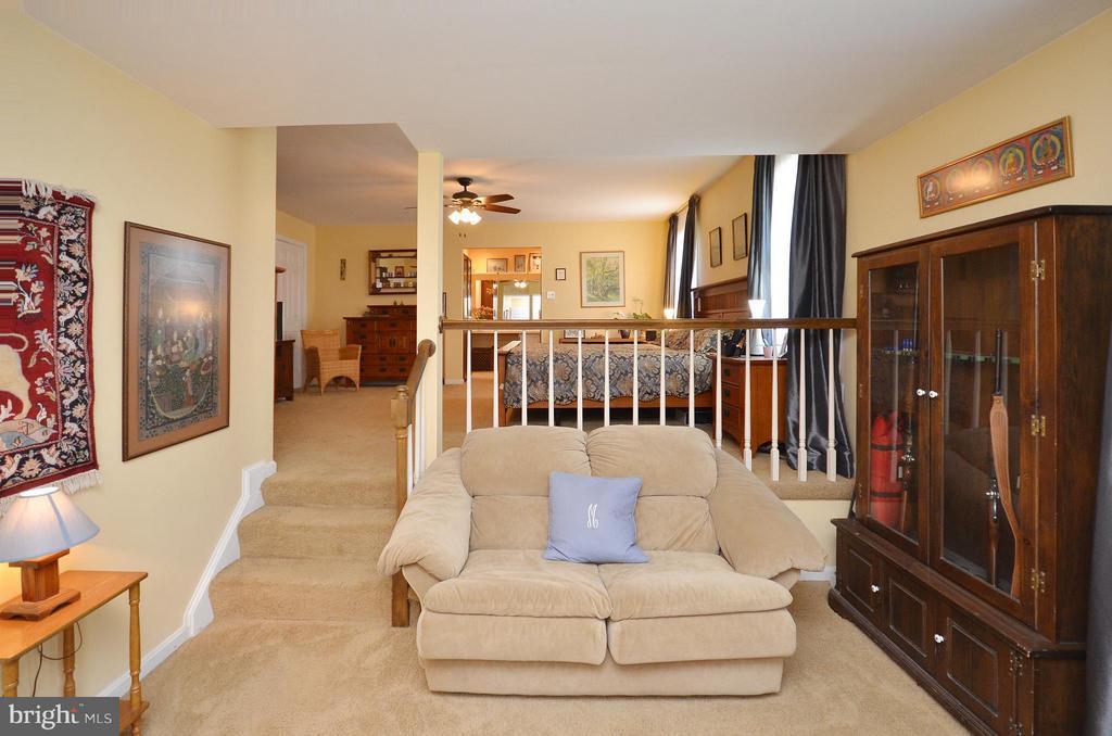Sitting Room in Master Bedroom - 14490 LIGHTNER RD, HAYMARKET