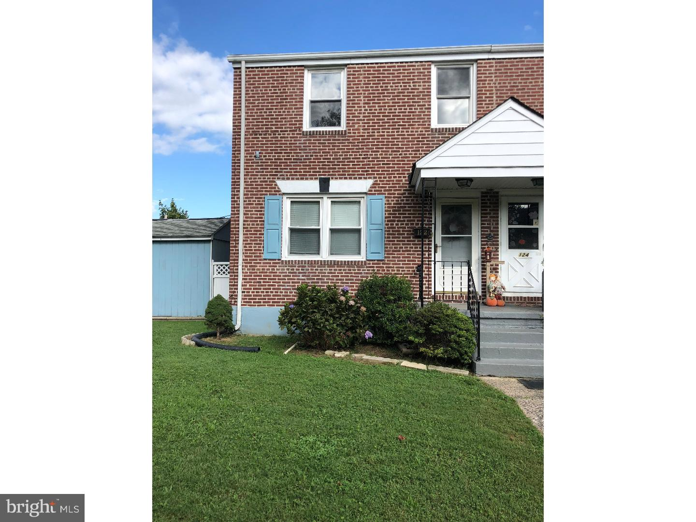 Tek Ailelik Ev için Satış at 122 FILBERT Avenue Elsmere, Delaware 19805 Amerika Birleşik Devletleri