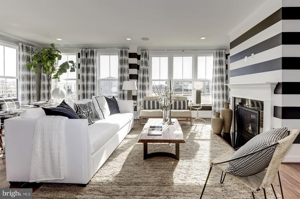 Family Room - 42300 CRAWFORD TER, ASHBURN