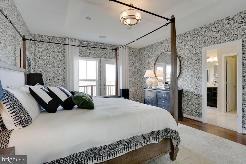 Bedroom - 2 IMPERVIOUS TER, ASHBURN