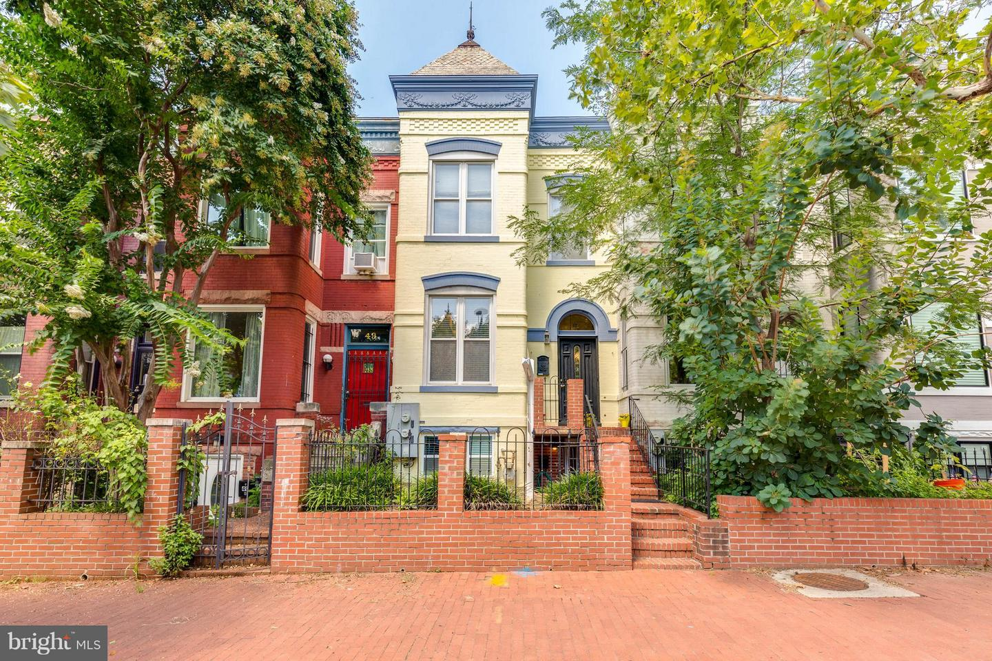 Single Family for Sale at 47 S St NW Washington, District Of Columbia 20001 United States