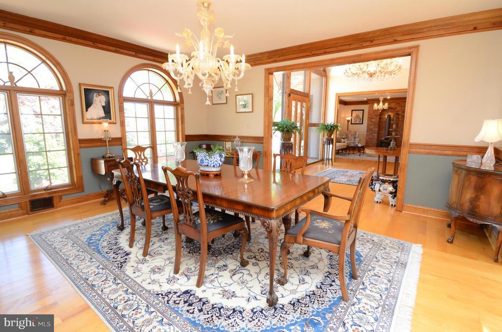 Large formal Dining room - 2808 DEEPWATER TRL, EDGEWATER