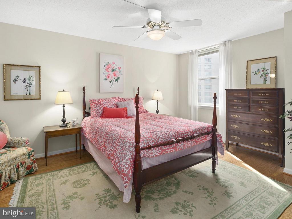 Bedroom (Master) - 900 TAYLOR ST #525, ARLINGTON