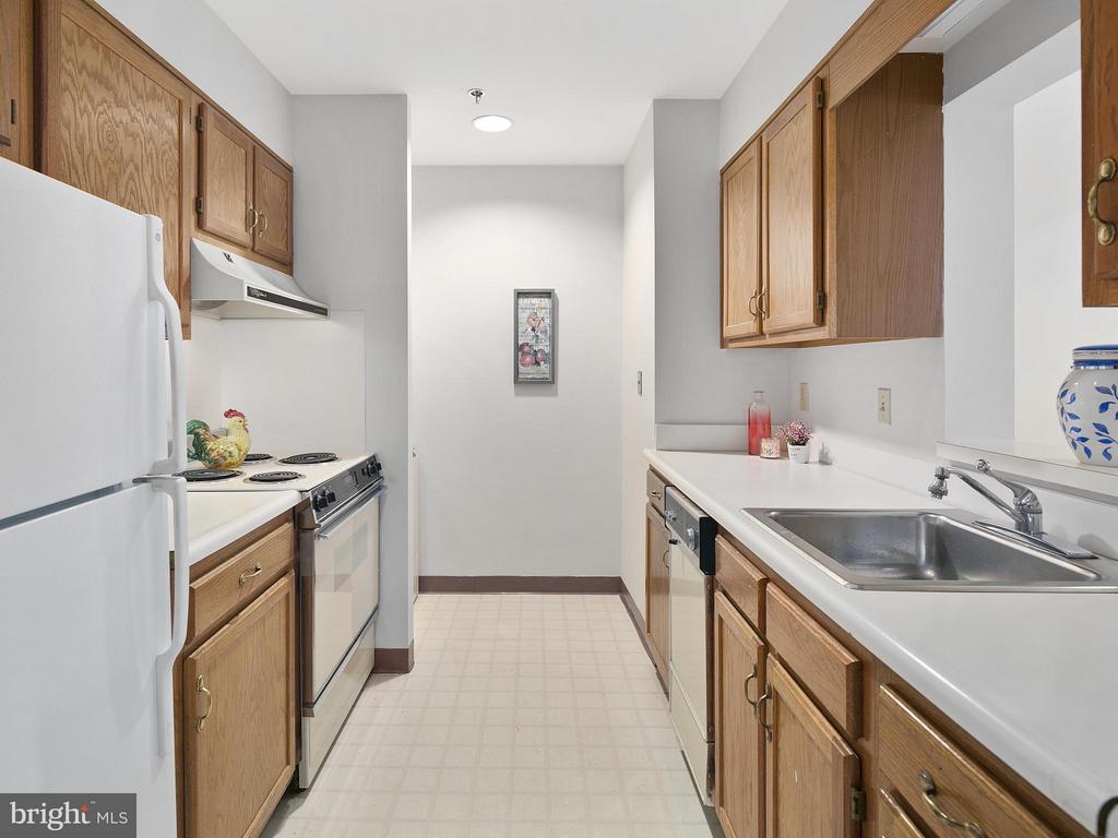 Kitchen - 900 TAYLOR ST #2110, ARLINGTON