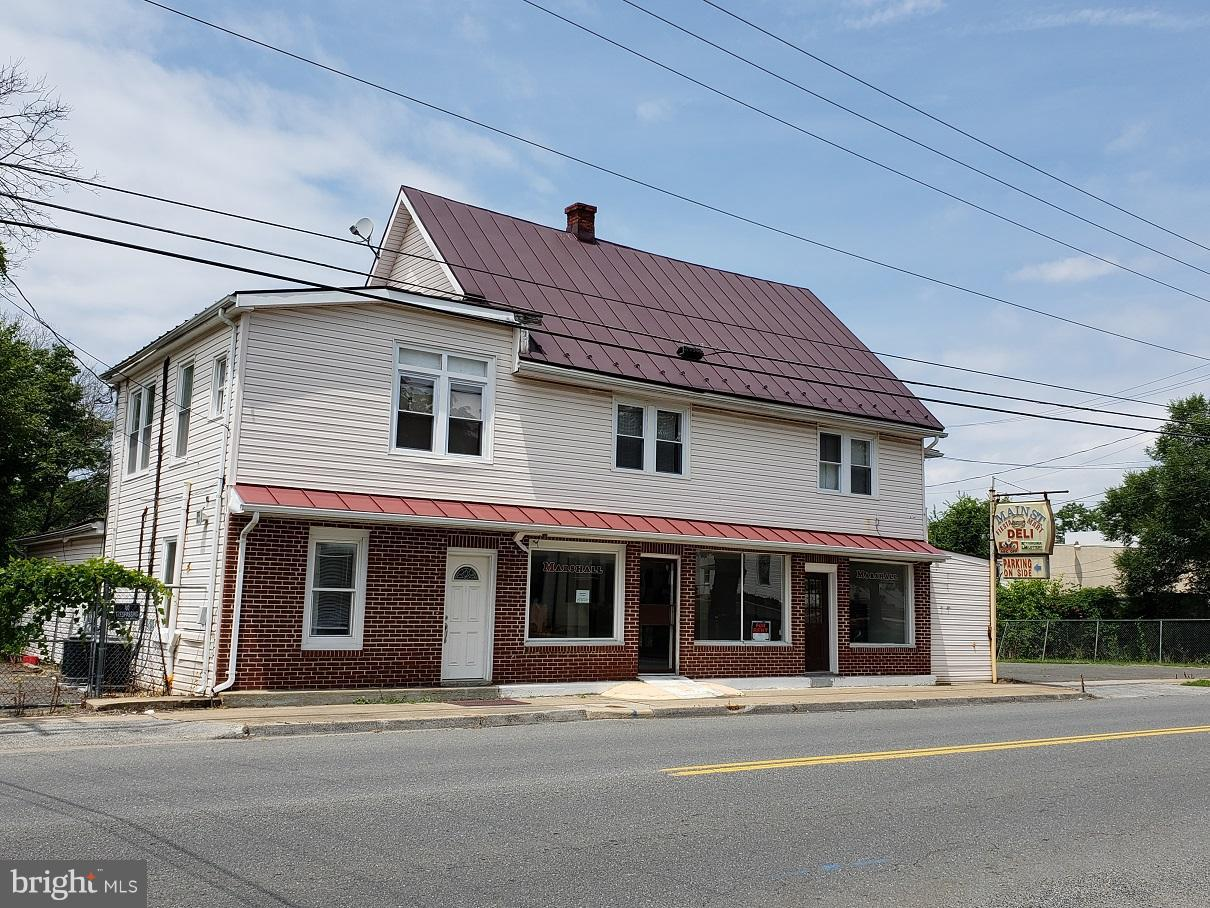 Other Residential for Rent at 8414 West Main St Marshall, Virginia 20115 United States