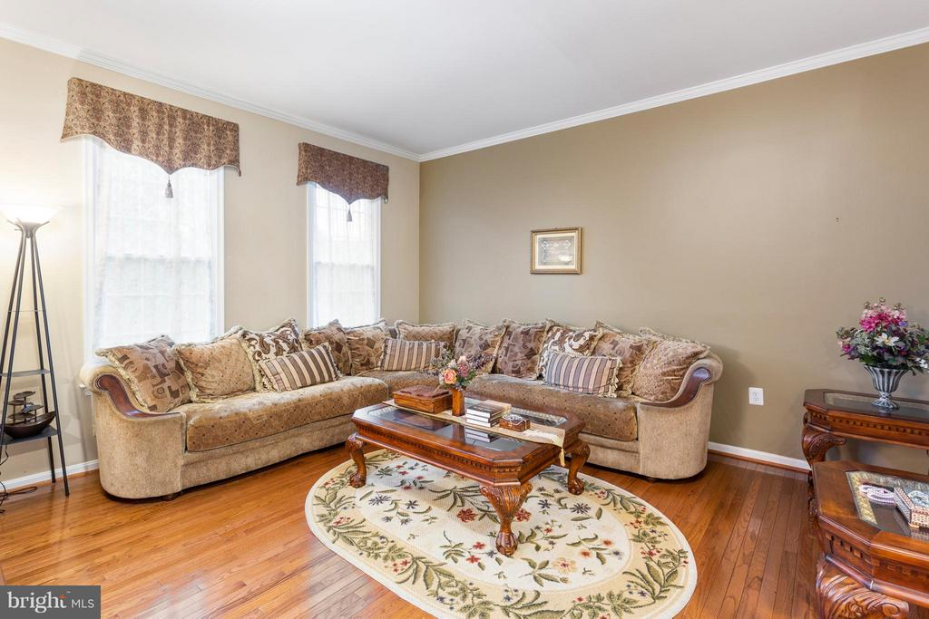 Living Room - 46913 ANTLER CT, STERLING