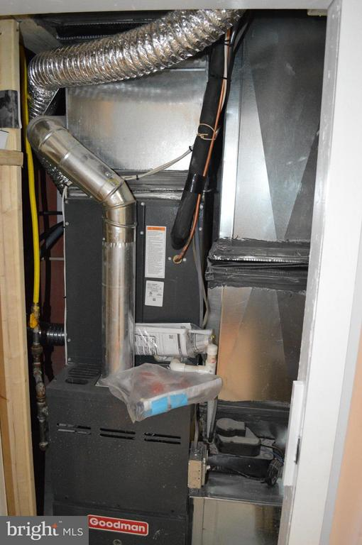 HVAC - 816 51ST ST NE, WASHINGTON