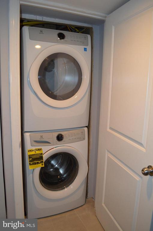 Front Load Washer/Dryer - 816 51ST ST NE, WASHINGTON