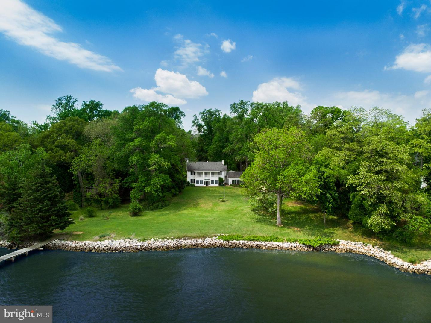 Single Family Home for Sale at 208 Norwood Road 208 Norwood Road Annapolis, Maryland 21401 United States