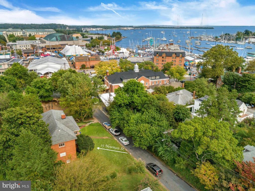 Adjacent to Historic Annapolis Harbor - 15 NEWMAN, ANNAPOLIS