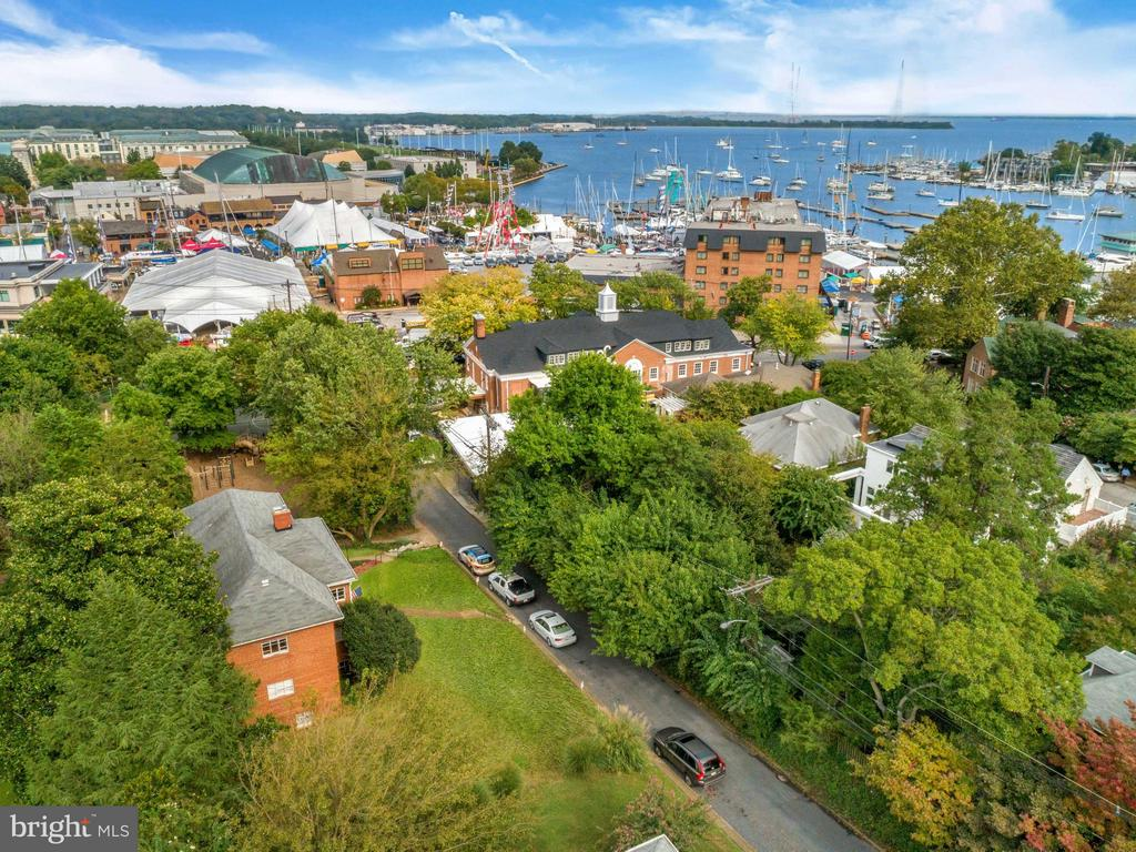 Stroll to Waterfront Attractions - 15 NEWMAN, ANNAPOLIS