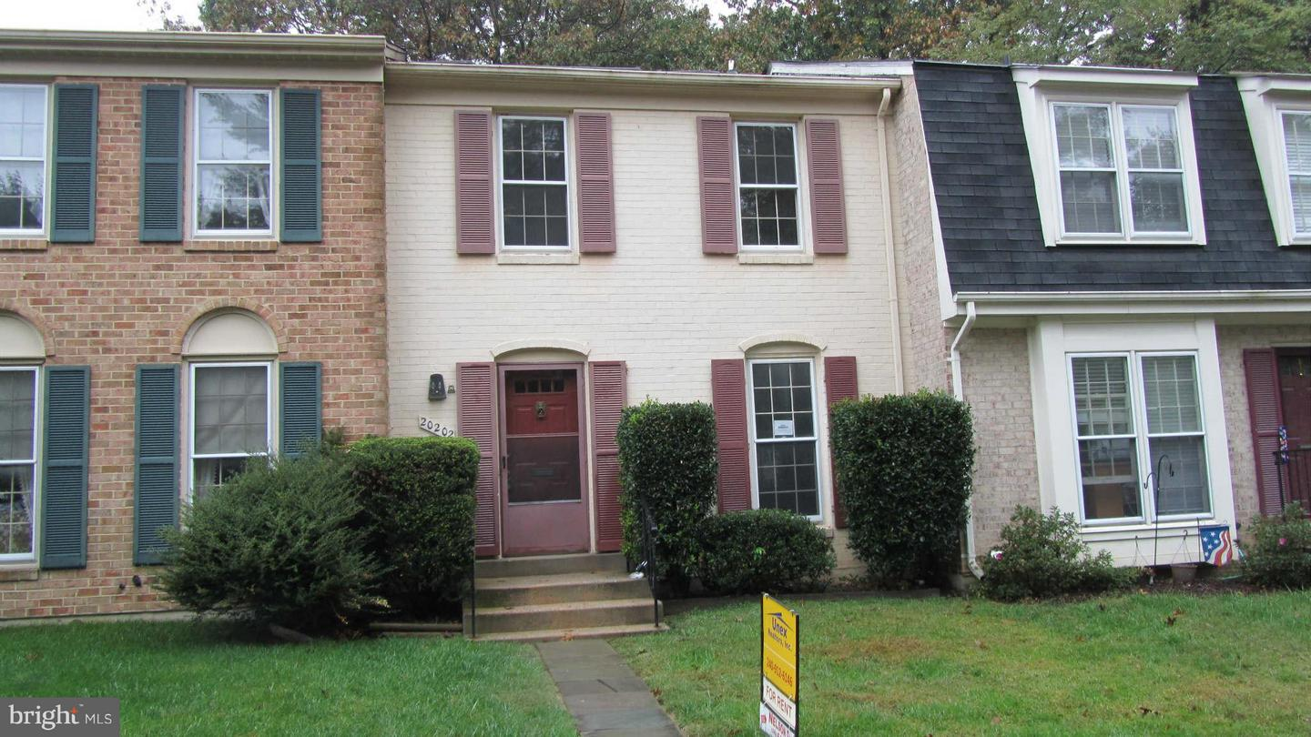 Other Residential for Rent at 20202 Maple Leaf Ct Montgomery Village, Maryland 20886 United States