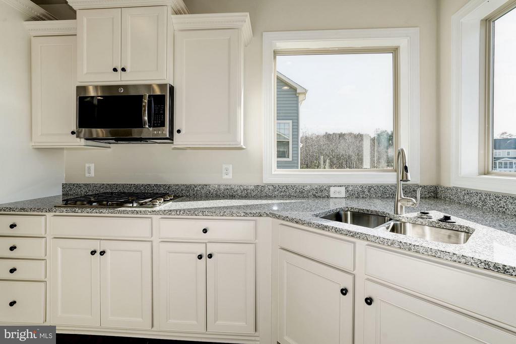 Kitchen - 11705 QUAIL RUN CT, SPOTSYLVANIA