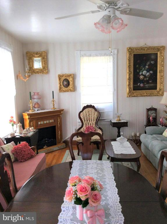 VERY ELEGANT & SPACIOUS SEPARATE DINING AREA - 7814 ROCKY SPRINGS RD, FREDERICK