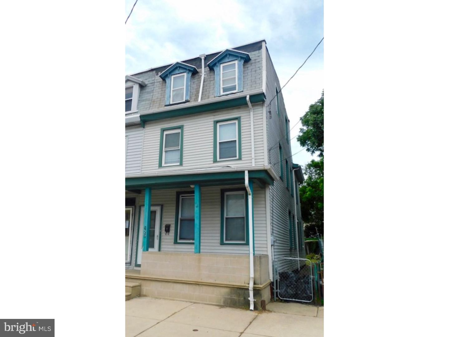 Photo of home for sale at 329 Middlesex Street, Gloucester City NJ