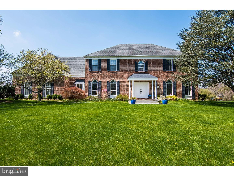 Villa per Vendita alle ore 8 HART Court Titusville, New Jersey 08560 Stati UnitiIn/In giro: Hopewell Township