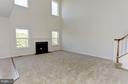 Family Room - -LOT 8 STILLWATER LN, FREDERICKSBURG
