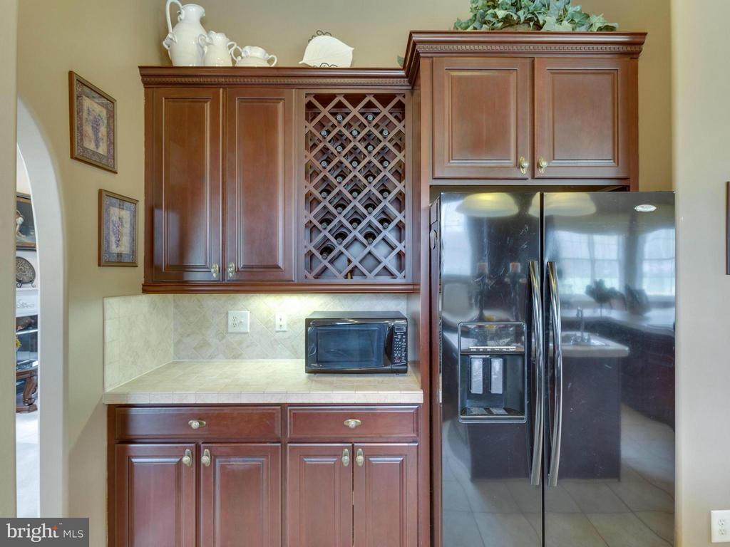 Kitchen - 11499 HOWAR CT, MANASSAS