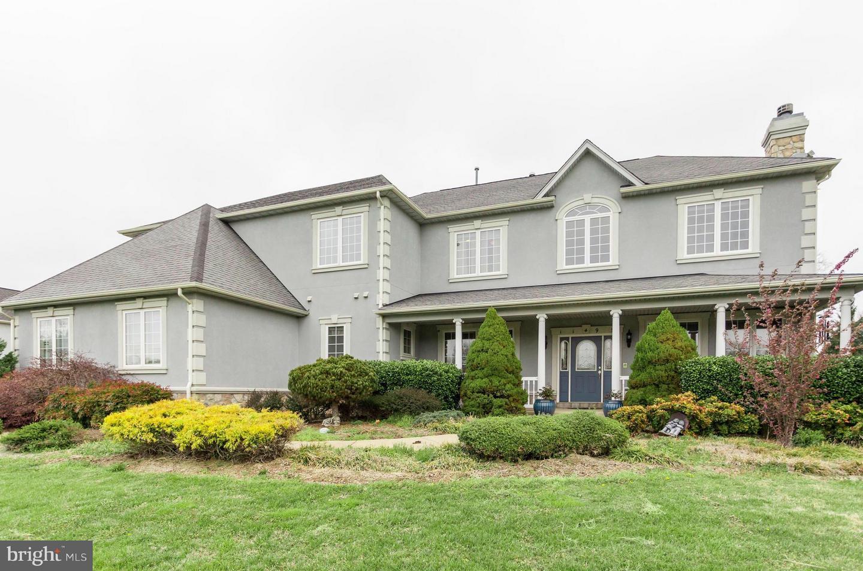 Photo of home for sale at 11499 Howar Court, Manassas VA