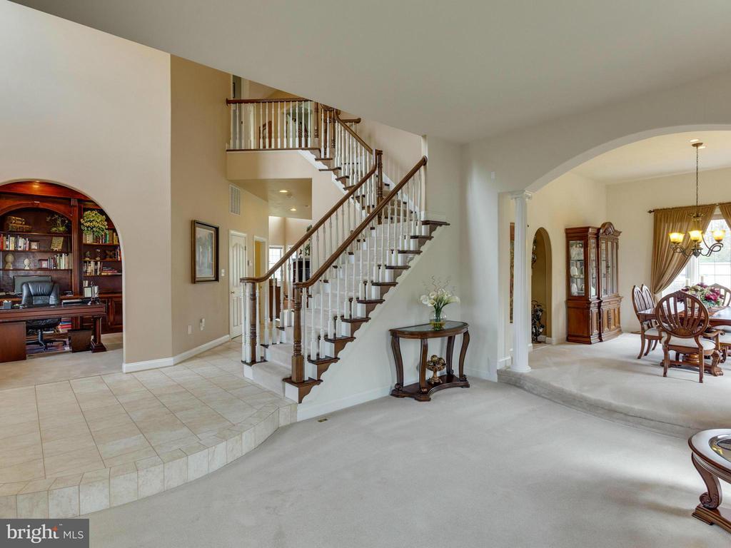 Living Room - 11499 HOWAR CT, MANASSAS