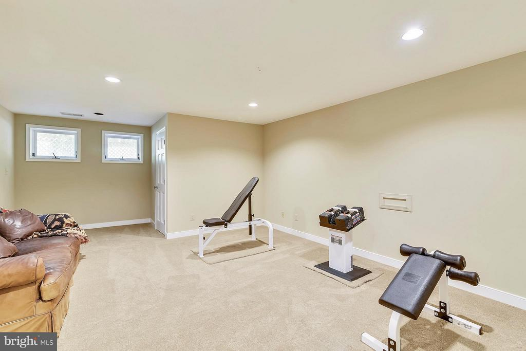 Exercise room - 1515 WINDSTONE DR, VIENNA