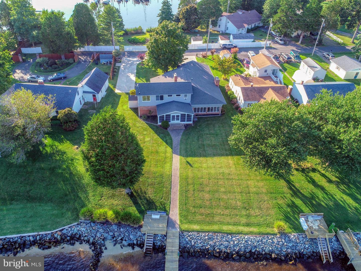 Single Family for Sale at 24313 N Patuxent Beach Rd California, Maryland 20619 United States