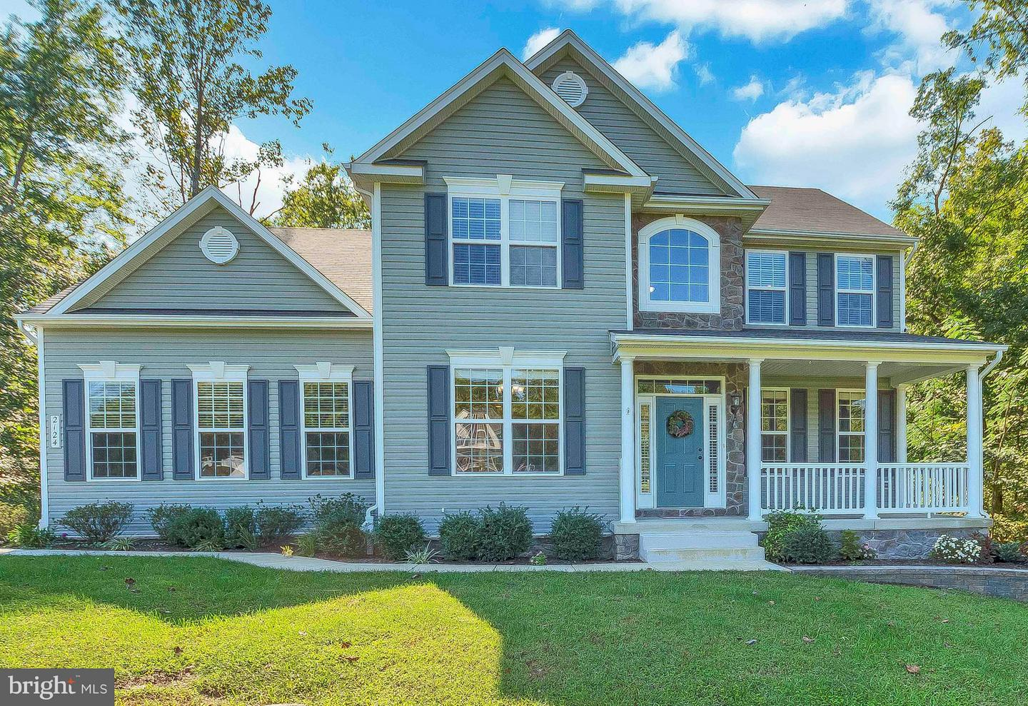 Photo of home for sale at 2124 Olympia Lane, Prince Frederick MD