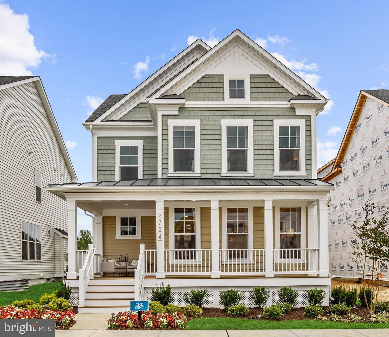 Single Family Homes 용 매매 에 Odenton, 메릴랜드 21113 미국
