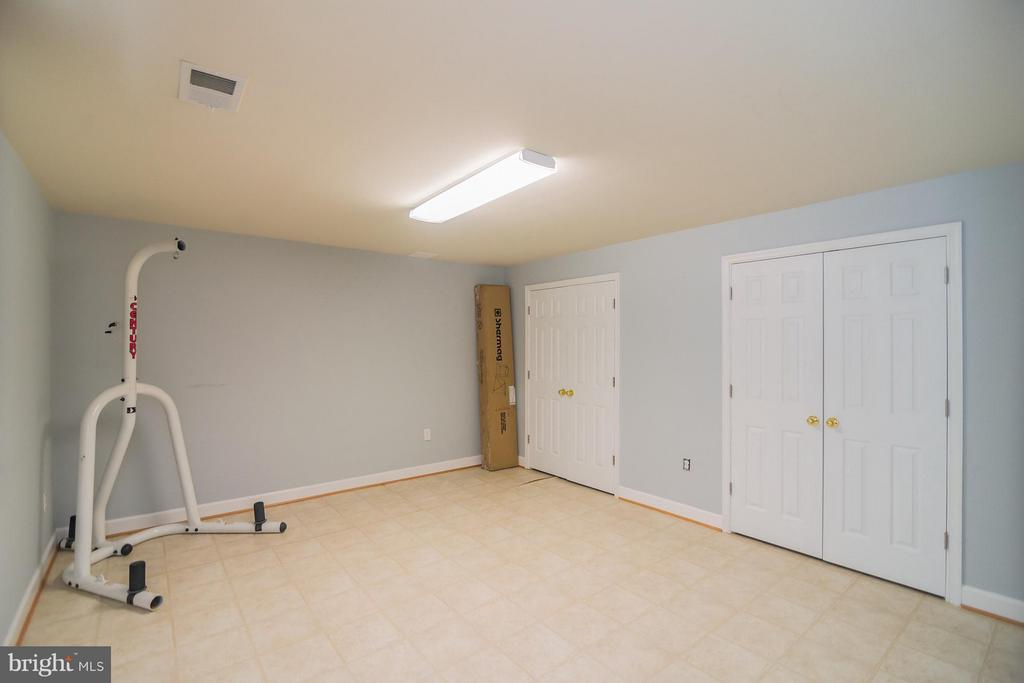 Gym or possible extra bedroom - 25975 MCCOY CT, CHANTILLY