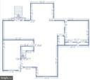 Lower level floor plan - 25975 MCCOY CT, CHANTILLY