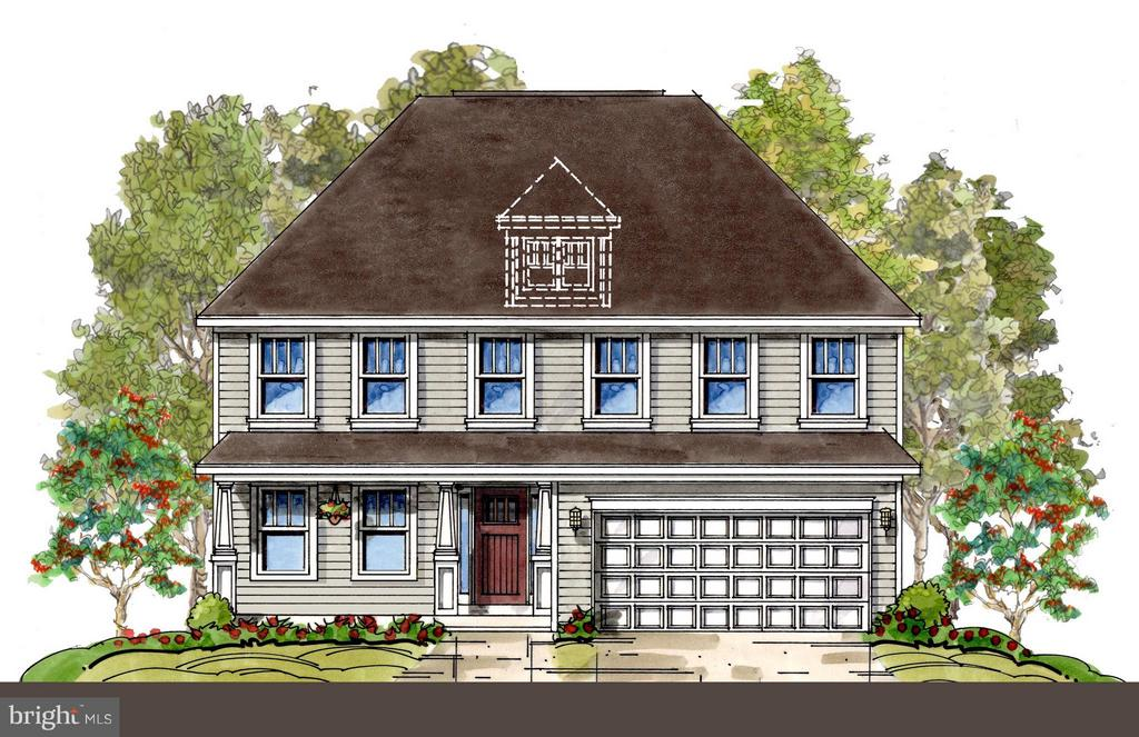 The Westover Craftsman Elevation - 1505 SIRANI LN, GAMBRILLS