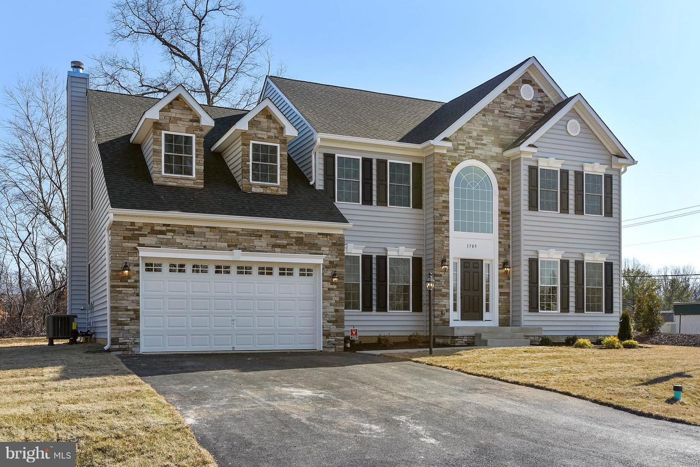Single Family for Sale at 1705 Trents Way Annapolis, Maryland 21409 United States