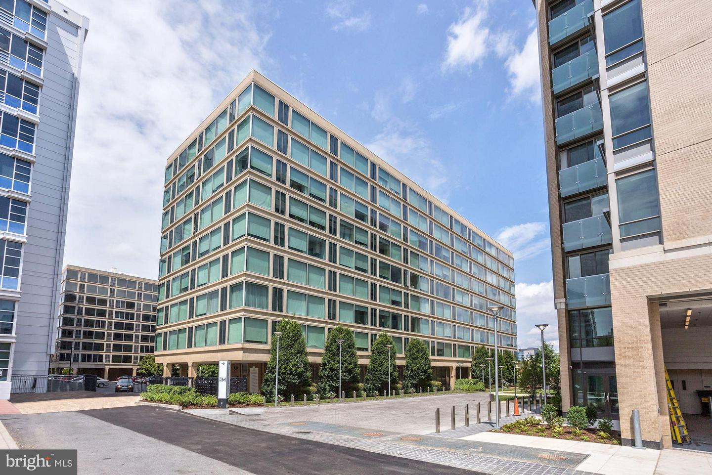 Single Family for Sale at 1101 3rd St SW #112 Washington, District Of Columbia 20024 United States