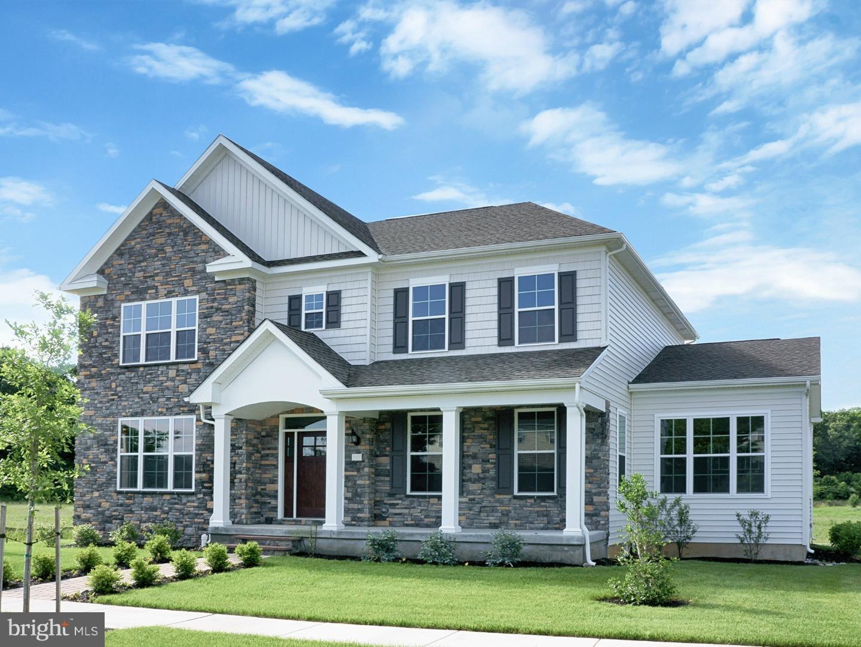 Частный односемейный дом для того Продажа на 337 SUN BLVD Bear, Делавэр 19701 Соединенные Штаты