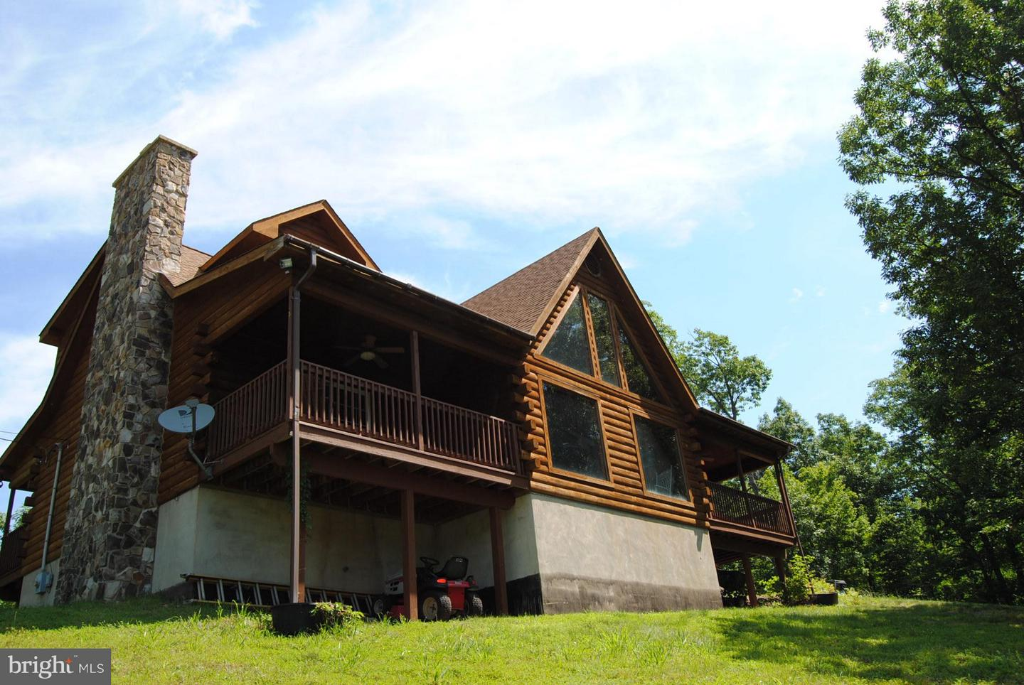 Single Family for Sale at 956 Tanners Ridge Rd Stanley, Virginia 22851 United States