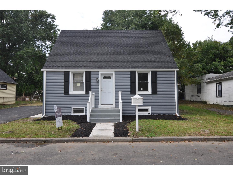 98 MERLINE Avenue  Lawrence Township, New Jersey 08648 États-Unis