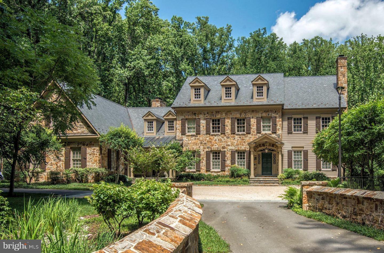 Single Family for Sale at 7019 Natelli Woods Ln Bethesda, Maryland 20817 United States