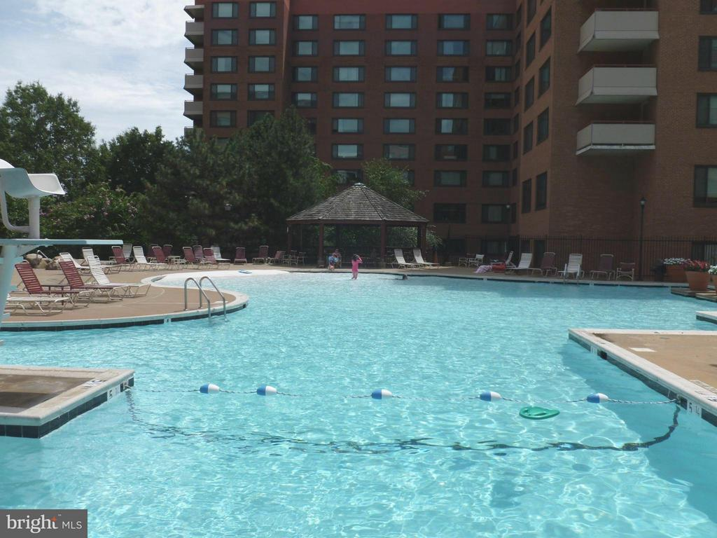pool - 1011 ARLINGTON BLVD #1043, ARLINGTON