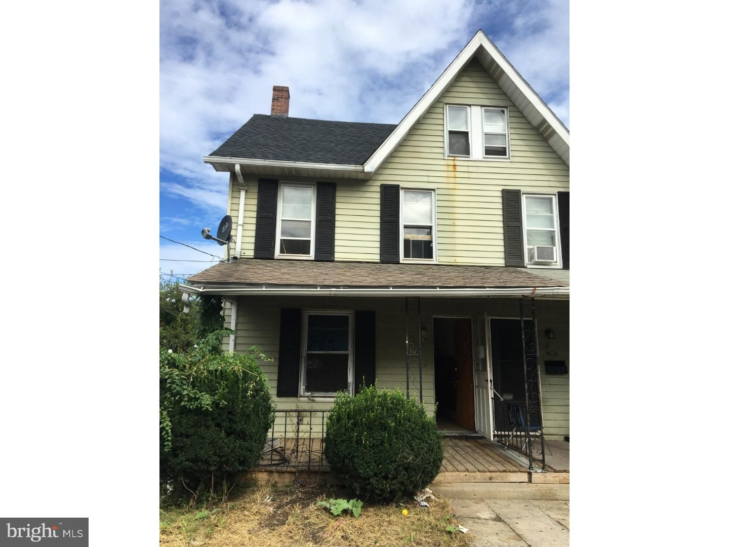 Photo of home for sale at 617 Olive Street, Coatesville PA