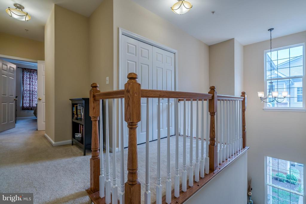 High Ceilings and Upper Level Laundry - 20385 BELMONT PARK TER #116, ASHBURN