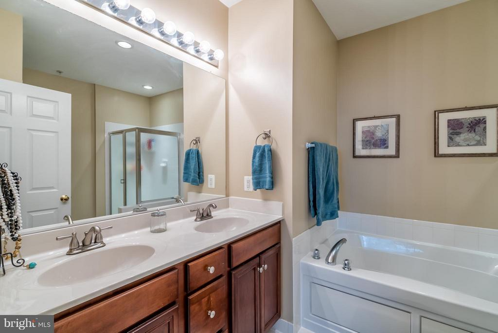 Dual Vanity, Tub and Shower - 20385 BELMONT PARK TER #116, ASHBURN