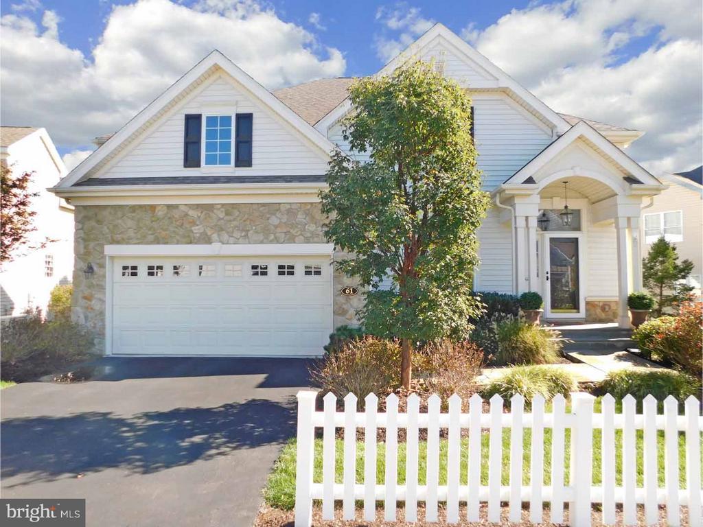 61  HARMONY WAY, Newtown in BUCKS County, PA 18940 Home for Sale