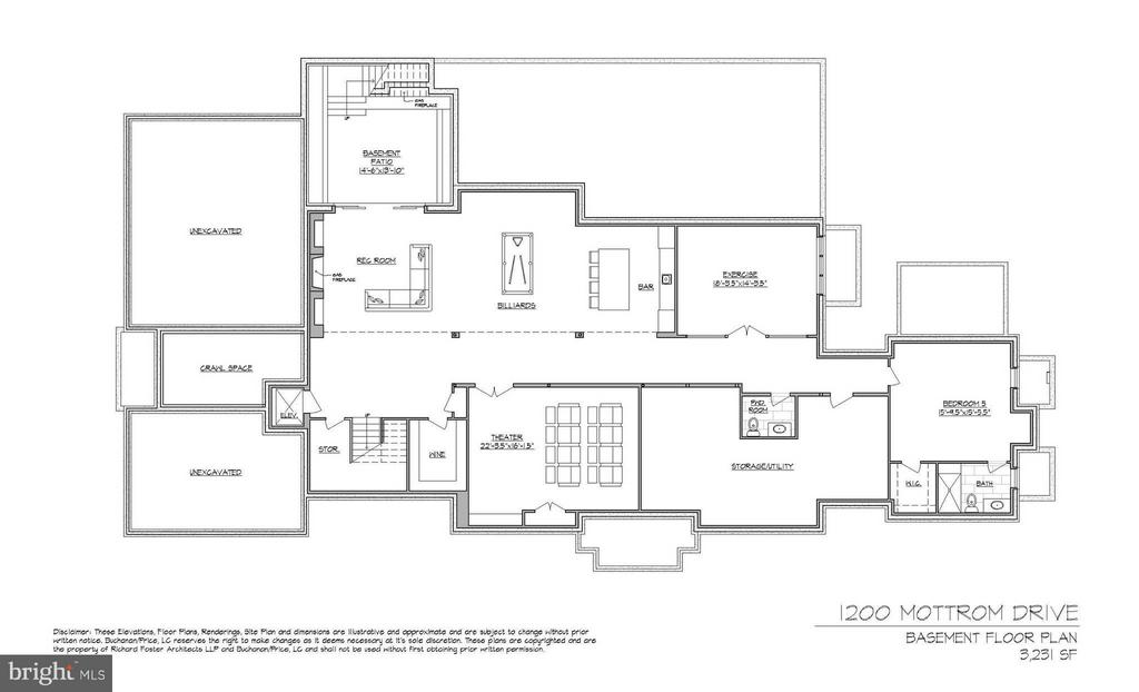 Interior (General) - 1200 MOTTROM DR, MCLEAN