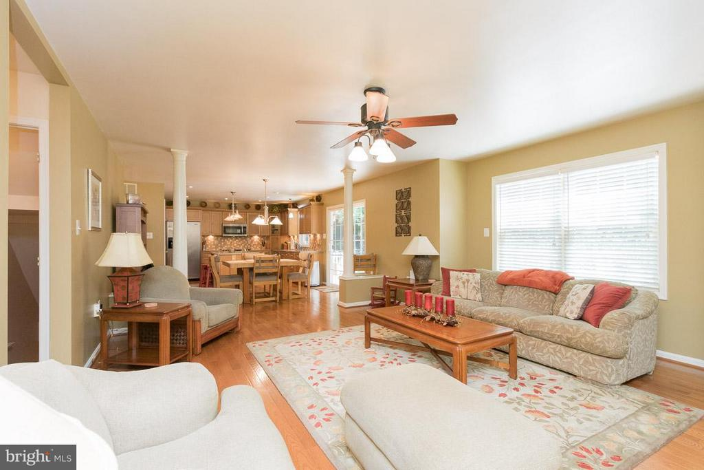 Family Room - 13781 CORONADO CT, MANASSAS
