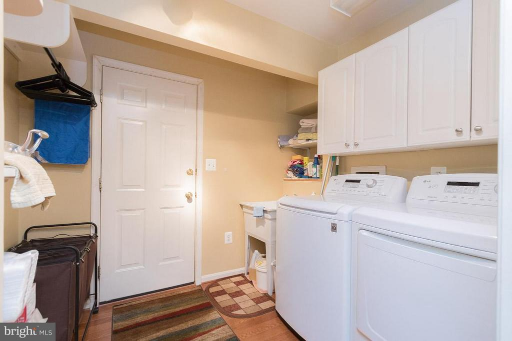 Laundry room - 13781 CORONADO CT, MANASSAS