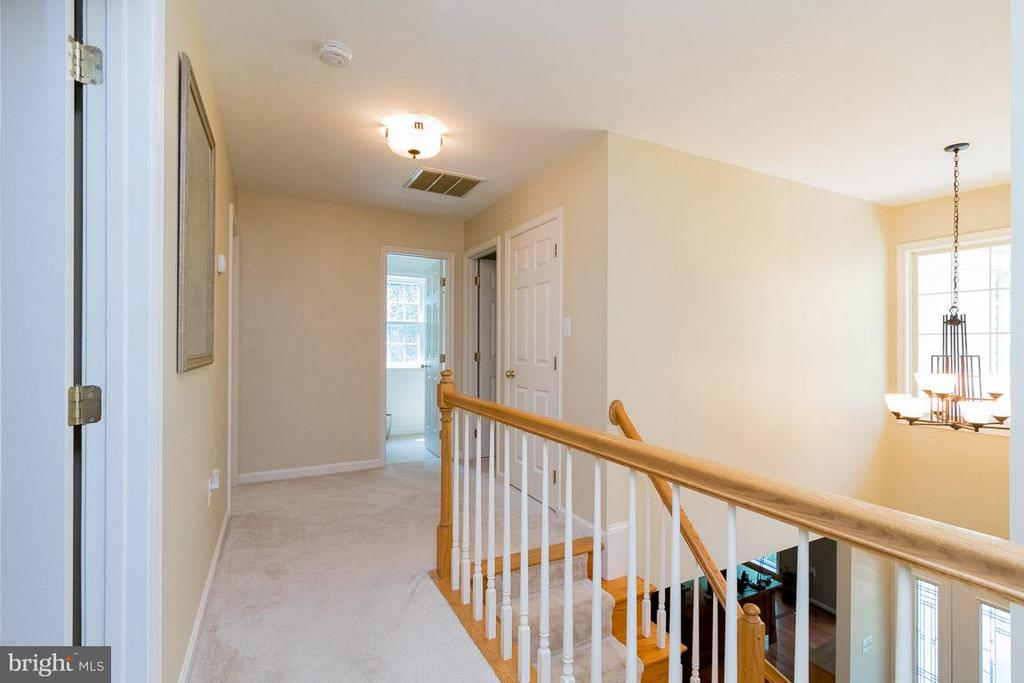upper hall - 13781 CORONADO CT, MANASSAS