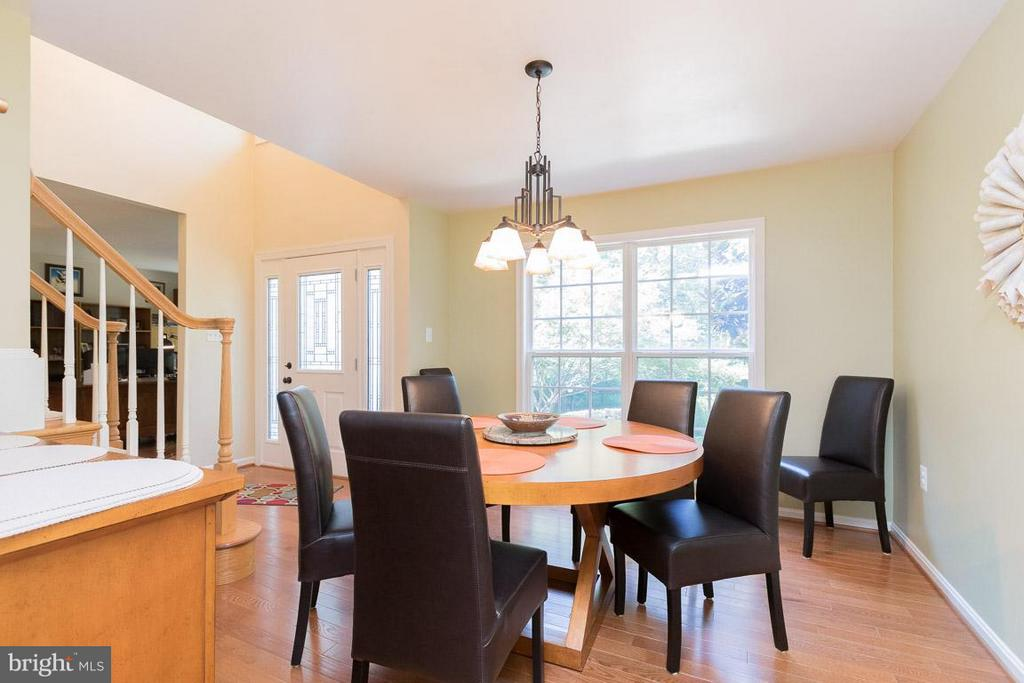 Dining Room - 13781 CORONADO CT, MANASSAS